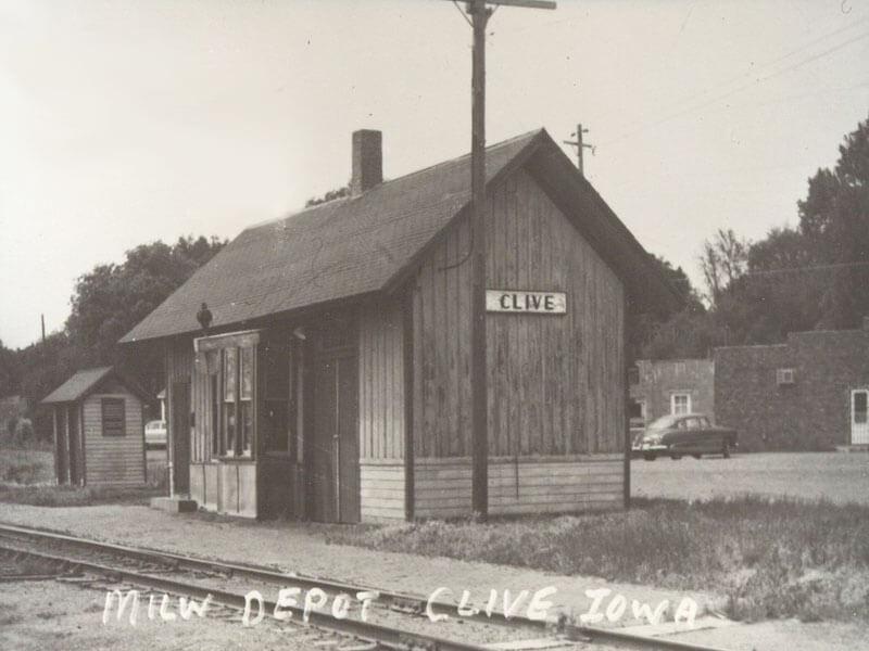 Milwaukee-Depot—Clive-Iow