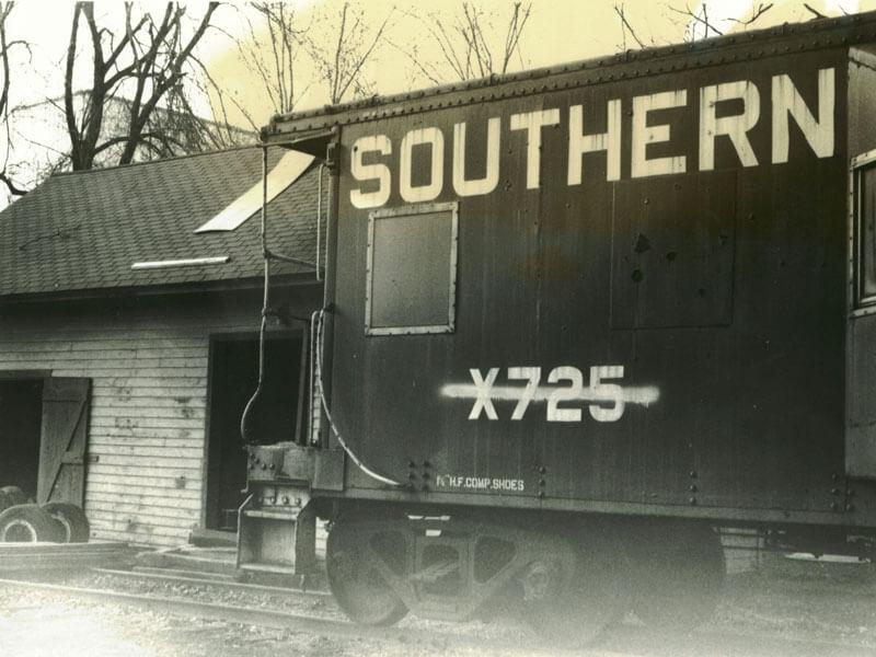 Southern-Train