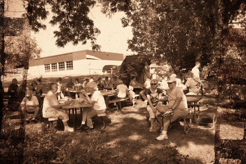 community-gathering