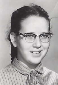 Esther-Hastings-6th-Grade - 1958