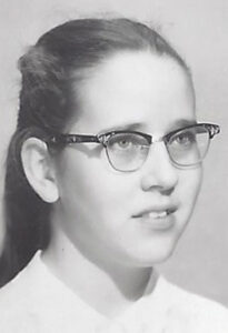 Esther Hastings - 7th grade 1959