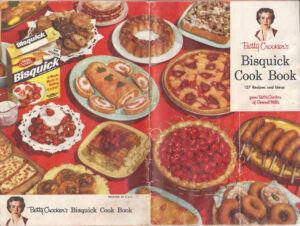 Betty Crocker's Bisquick Cook Book