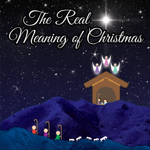 Real Meaning Xmas Thumb