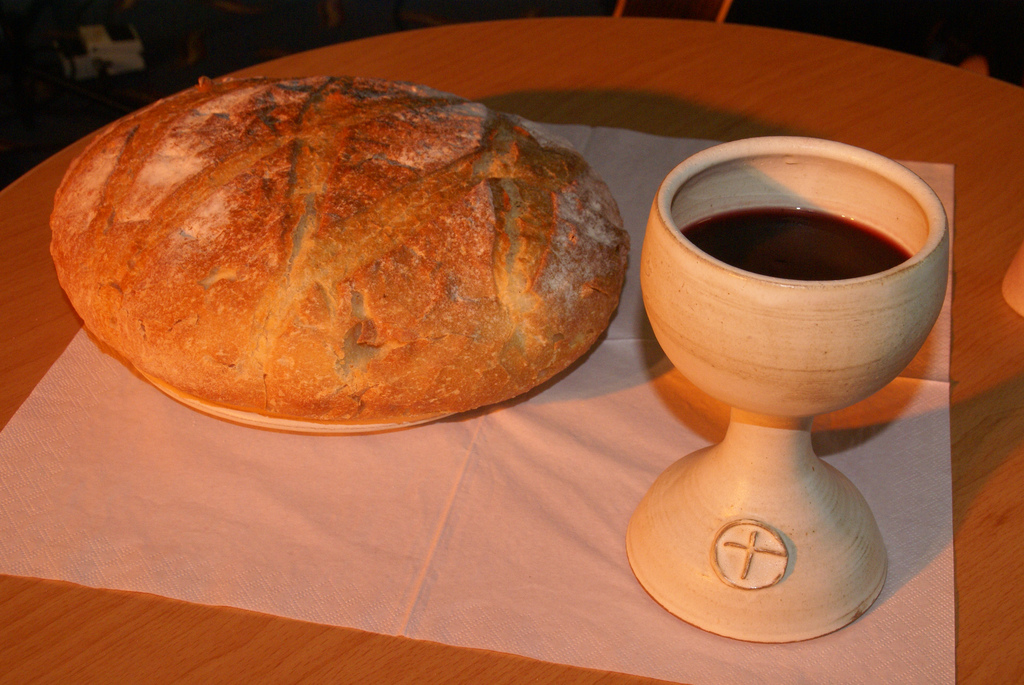 Day 5: Maundy Thursday: This Is Love