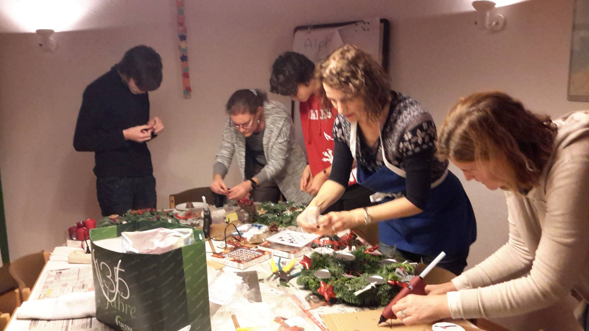 Advent Wreathmaking