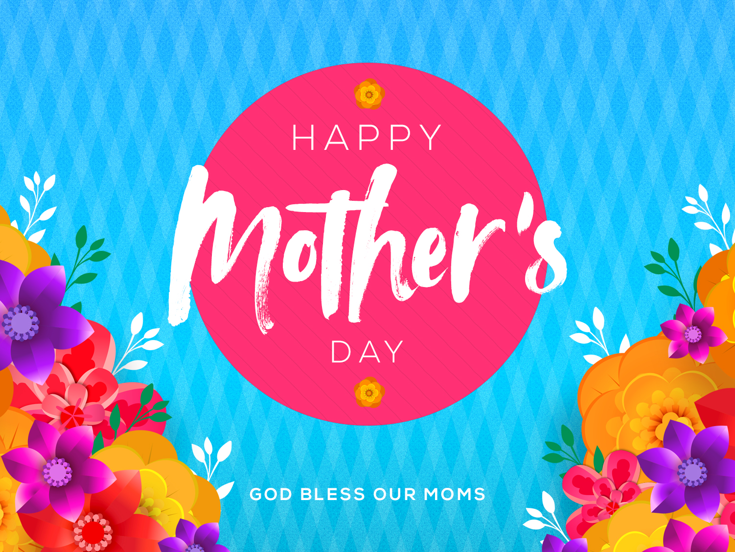 Weekly Invite – 12 May 2019: Happy Mother's Day