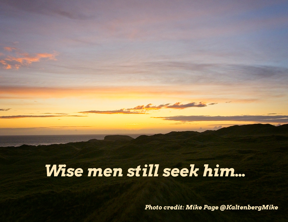 Wise Men Page