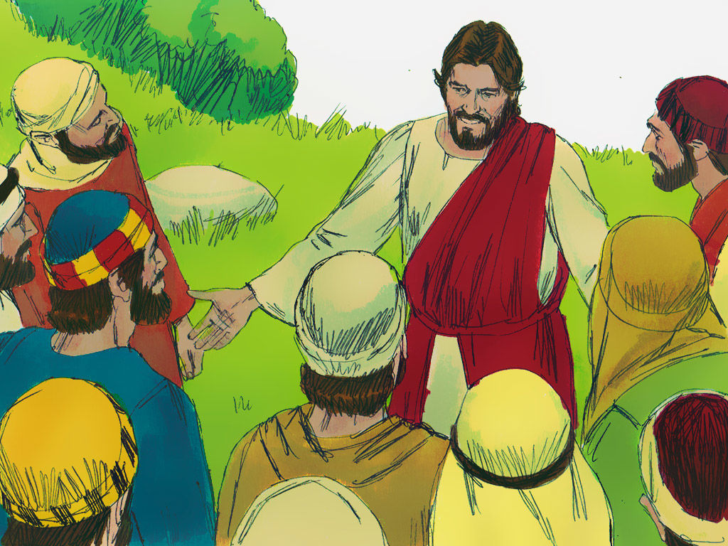 The Parable Of The Unmerciful Servant