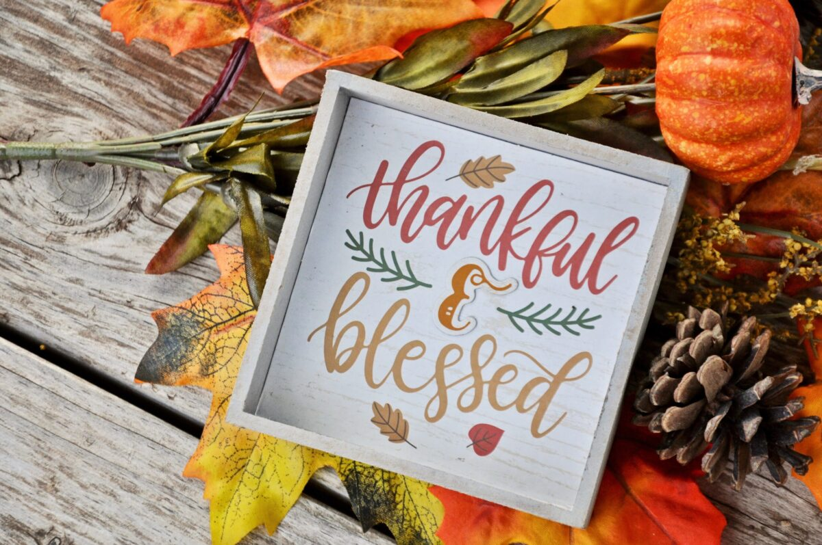 From The Pastor: Grateful To God