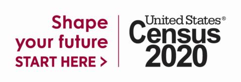 2020 Census logo