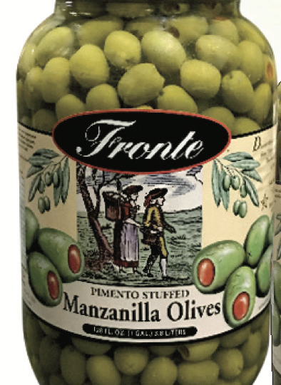 Olives & Nuts
