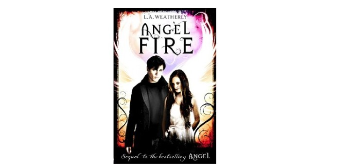 Angel Fire by L.A Weatherly feature