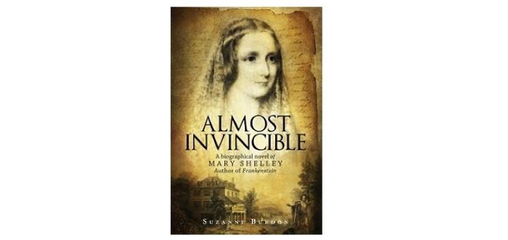 Feature Image - Almost Invincible by Suzanne Burdon