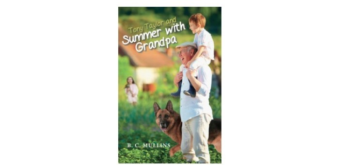 Feature Image - Tony Taylor and Summer with Grandpa by B.C Mullins
