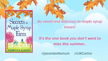 Secrets at Maple Syrup Farm poster 1 by Rebecca Raisin