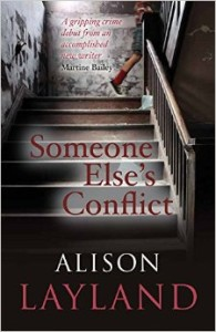 Someone Elses Conflict by Alison Layland