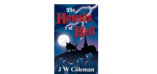 Feature Image - The Hounds of Hell by J W Coleman