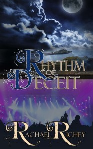 Rhythm of deceit by Rachael Richey