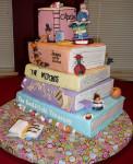 Roald Dahl cake