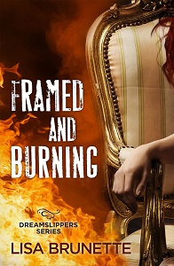 Framed and Burning by Lisa Burnette