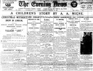 The Evening News London