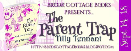 The Parent Trap Tour Banner