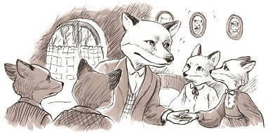 Foxes 2nd picture
