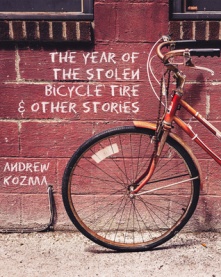 The Year of the Stolen Bicycle Tire by Andrew Kozma