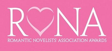 Romantic novelist awards logo