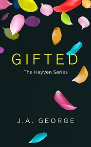 Gifted by Jessica George front cover