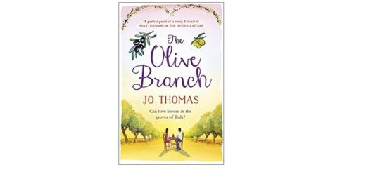 Feature Image - The Olive Branch by Jo Thomas