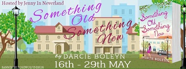 Poster - Something Old Something New by Darcie Boleyn