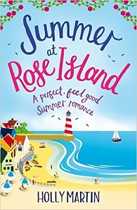 Summer at Rose Island by Holly Martin