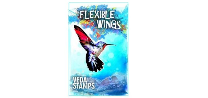 Feature Image - Flexible Wings by Veda Stamps