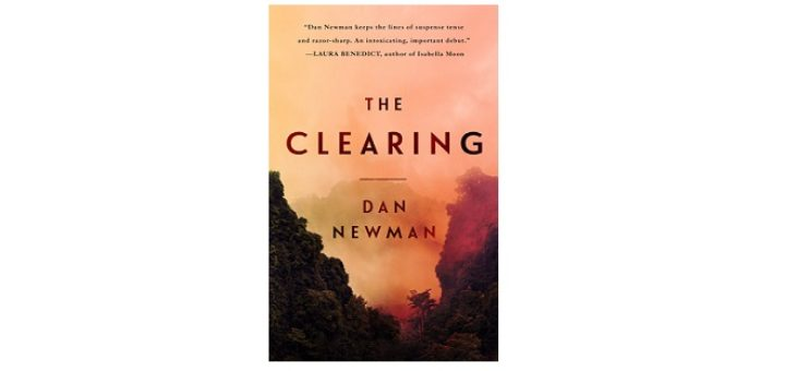 Feature Image - The Clearing by Dan Newman