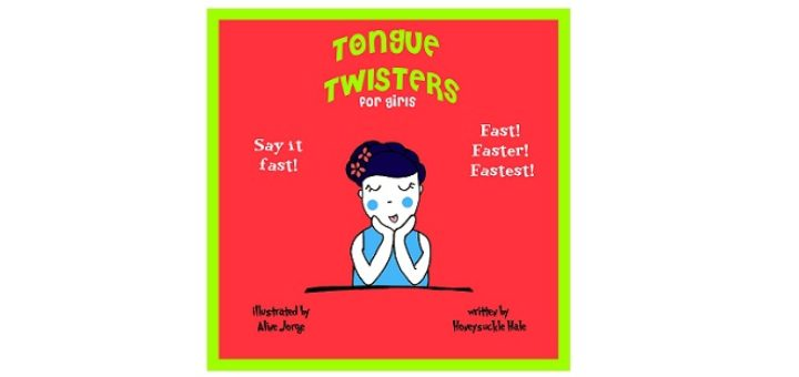 Feature Image - Tongue Twisters by Honeysucke Hale