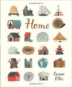 House by Carson Ellis
