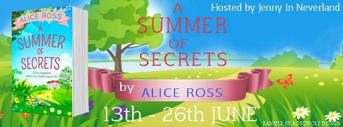 Summer of secrets poster