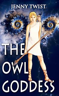 The Owl Goddess by Jenny Twist