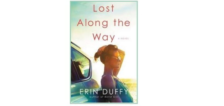 Feature Image - Lost along the way book cover