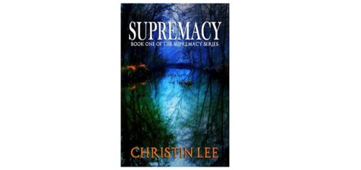 feature image supremacy by christin lee book cover