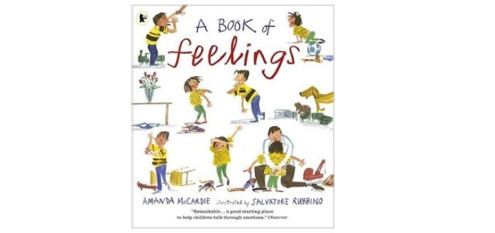Feature Image - A Book of feelings by Amanda McCardie
