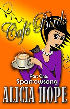 cafe-birds sparrowsong