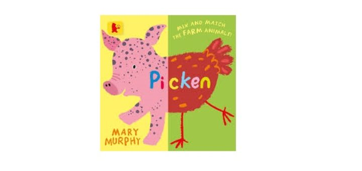 Feature Image - Picken by Mary Murphy