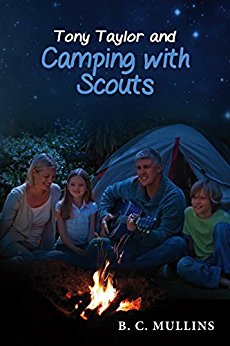 Tony Taylor and Camping with Scouts by BC Mullins