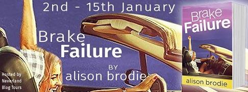 Brake Failure tour poster