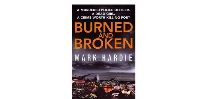 Feature Image - Burned and Broken by Mark Hardie