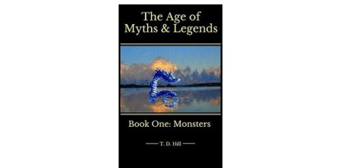 Feature Image - The Age of Myths and Legends by TD Hill