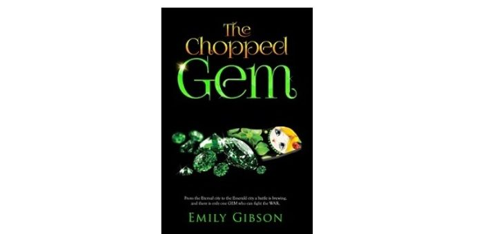 Feature Image - The Chopped Gem by Emily Gibson