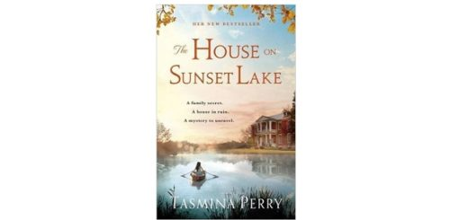Feature Image - The House on Sunset Lake by Tasmina Perry